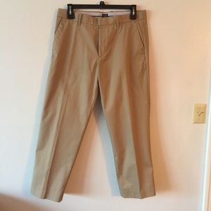 Gap Men's Khakis Tailored Relaxed Fit Pants